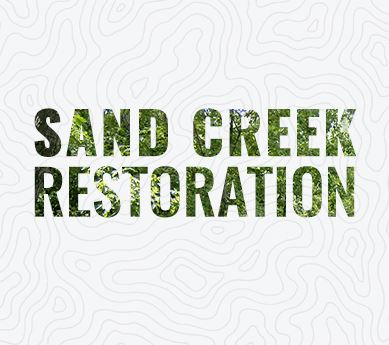 Sand Creek Restoration