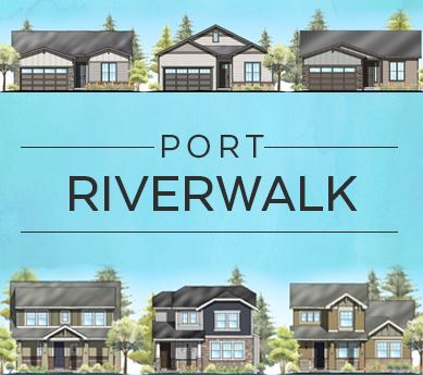 Home Drawings for Port Riverwalk