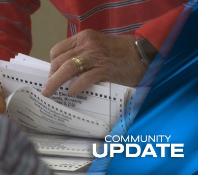 Counting absentee ballots