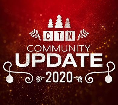Graphic for Community Update 2020 Review