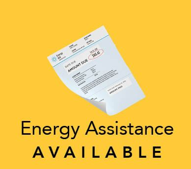 Energy Assistance Available