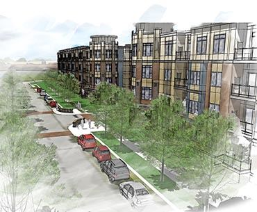 Northstar Station Proposed Apartments